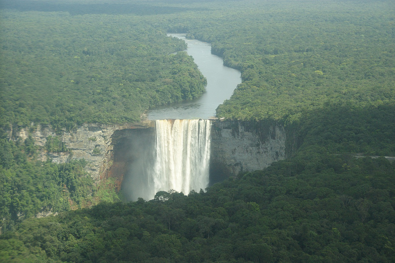 8 of the Best Natural Attractions in Guyana